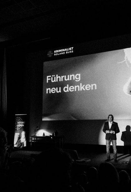 Keynote Tatort Führung